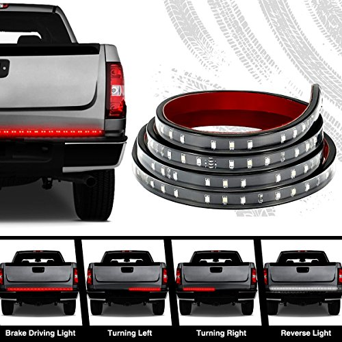 Mictuning Universal 4 Way Flat Ysplitter Plug Play Adapter. Strips Bar 4 Function 60 Inch Waterproof As Turn Signal Parking Brake Reverse Lights For Truck Jeeps Rv Ford Dodge Ram Chevy Silverado Chevrolet GMC. Chevrolet. Chevy 5500 Wiring Turn Signals At Guidetoessay.com