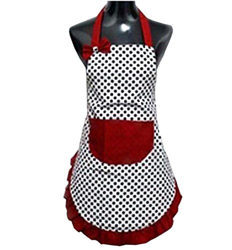 The Perfect Cooking Aprons Can Protect Your Clothes From Getting Dirty.  Suitable For Kitchen, Cafe, Working Shop, Etc. Soft Designer Fabric, Chic,  ...