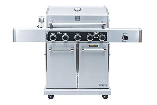 Kenmore Elite PG-40506SRLD Stainless Steel 5 Burner ...